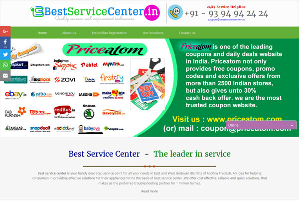 Best Service Center