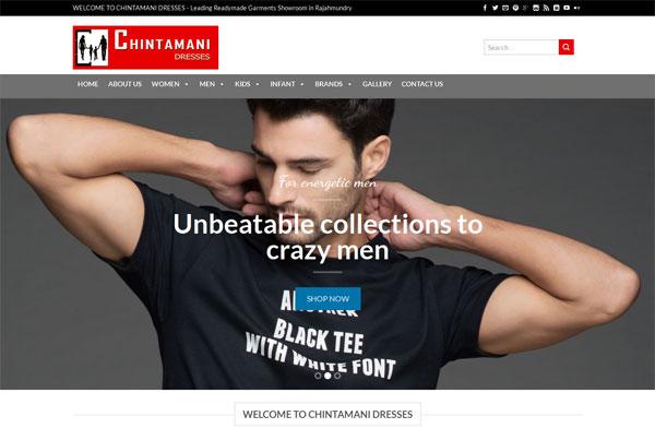 Chintamani Dresses