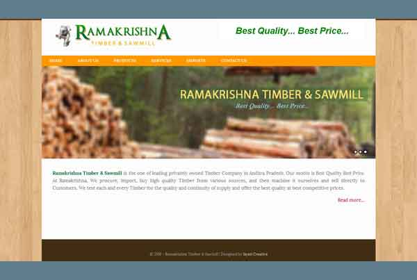Ramakrishna Timber